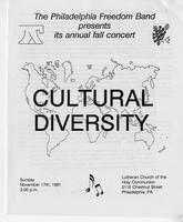 Cultural Diversity Program