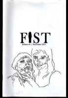 """Fist"" Zine Edition 1, November 2017"