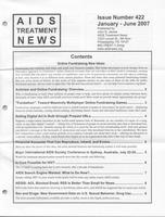 AIDS Treatment News, Issue 422