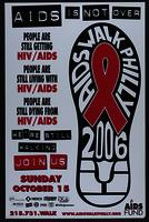 AIDS Is Not Over: AIDS Walk Philly