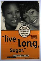 """Live Long, Sugar."""