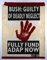 Bush: Guilty of Deadly Neglect
