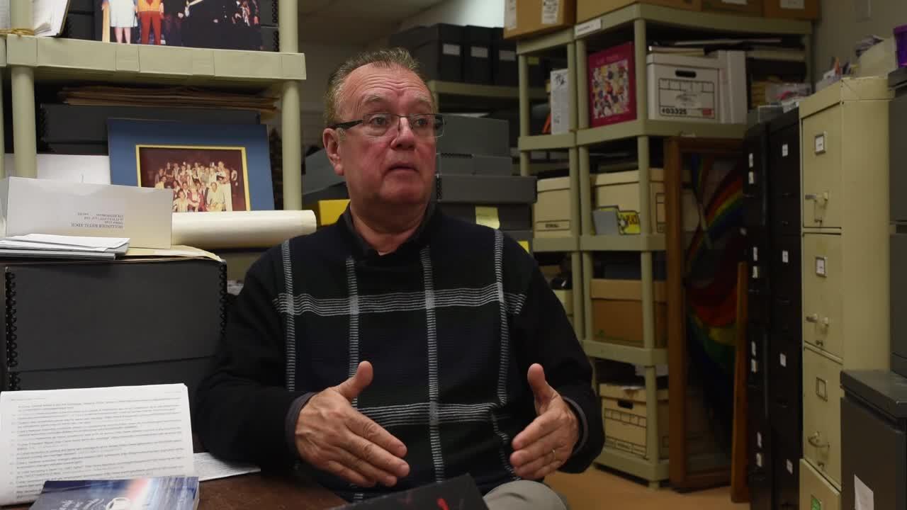 Oral history interview of Rolando Morelli