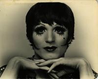 Headshot of G.W. Ogie as Liza Minnelli.