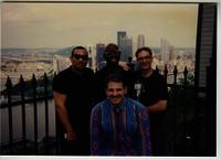 Black and White Men Together Pittsburgh 1995