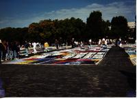 AIDS Quilt in Washington DC 1996