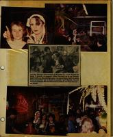 G.W. Ogie Scrapbook page (featuring Boy George article)