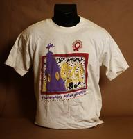 Frontrunners Philadelphia short-sleeved white t-shirt