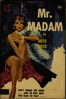 """Mr. Madam"" Book Cover"