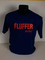 """Fluffer Wanted"" T-Shirt"